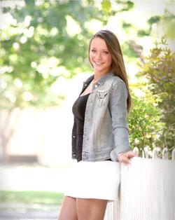 Alexandra Wenger Founder DressDibs