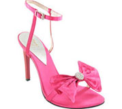 "Dress Dibs Shoes Prom Homecoming Satin 4"" Heels"